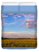 Glorious Life Duvet Cover