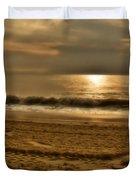Glowin' Ocean Duvet Cover