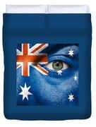 Go Australia Duvet Cover