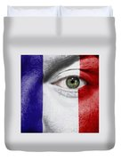Go France Duvet Cover by Semmick Photo