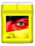 Go Germany Duvet Cover by Semmick Photo