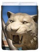 Go Get 'em Tigers Duvet Cover