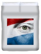 Go Luxembourg Duvet Cover by Semmick Photo
