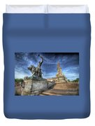 God Save The Queen Duvet Cover