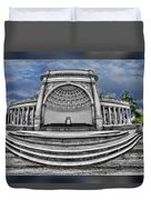 Golden Gate Park Stage  Duvet Cover