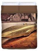 Golden Rod Dearborn Mi Duvet Cover