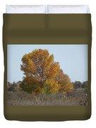 Golden Tree II Duvet Cover
