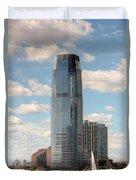 Goldman Sachs Tower IIi Duvet Cover