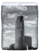 Goldman Sachs Tower Iv Duvet Cover