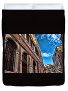 Gondola View Duvet Cover