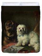 Good Companions Duvet Cover by Earl Thomas