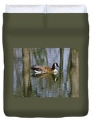 Goose Reflections Duvet Cover