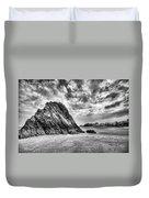 Goscar Rock Tenby 2 Mono Duvet Cover