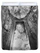 Gothic Window Duvet Cover by Simon Marsden