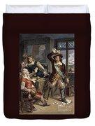 Gov. Peter Stuyvesant Duvet Cover
