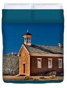 Grafton Schoolhouse Duvet Cover