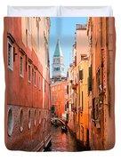 Grand Canal - Venice Duvet Cover