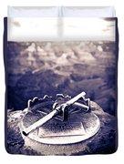 Grand Canyon - Sight Tube Duvet Cover
