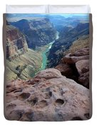 Grand Canyon Arizona Duvet Cover