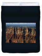 Grand Canyon Cliffs IIi Duvet Cover
