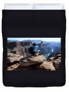 Grand Canyon Feeling All Right Duvet Cover