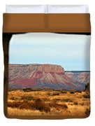Grand Canyon- Framed Duvet Cover