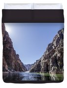 Grand Canyon Gorge Duvet Cover
