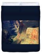 Grand Canyon Magic Of Light Duvet Cover