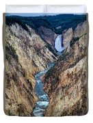 Grand Canyon Main View Duvet Cover