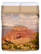 Grand Canyon - Yavapai  Duvet Cover