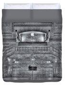 Grand Central Terminal East Balcony II Duvet Cover
