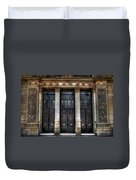 Grand Door - Leeds Town Hall Duvet Cover