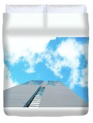 Grand Hyatt San Antonio Duvet Cover