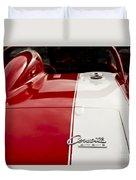 Grand Sport II Duvet Cover