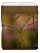 Grass Seeds Duvet Cover