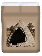 Graveyard Dome Duvet Cover