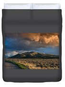 Great Basin Cloud Duvet Cover