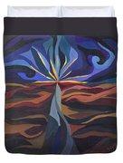 Great Light Dawns Duvet Cover