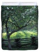 Great Smoky Mountain Sunrise Duvet Cover