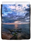 Great South Bay Duvet Cover