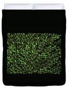 Green Leaf Duvet Cover