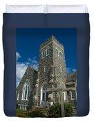 Greenmount United Methodist Church Duvet Cover