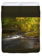 Grist Mill Creek Duvet Cover