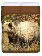 Grizzly Camouflage Duvet Cover