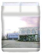 Ground Zero Clarksdale Ms Duvet Cover