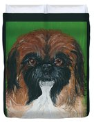 Gucci The Peke Duvet Cover