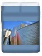 Guggenheim Museum Bilbao - 3 Duvet Cover