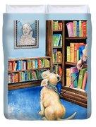 Guide Dog Training Duvet Cover