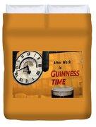 Guinness Beer 1 Duvet Cover