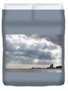Gulf Of Mexico - Gulf Sunshine Duvet Cover